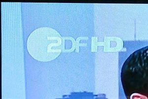 ZDF HD Senderlogo