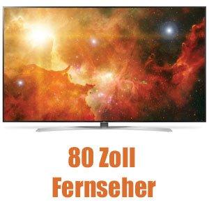 80 Zoll Fernseher - Meine Empfehlungen