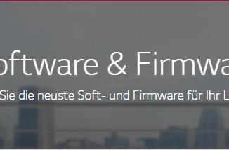 LG Softwareupdate