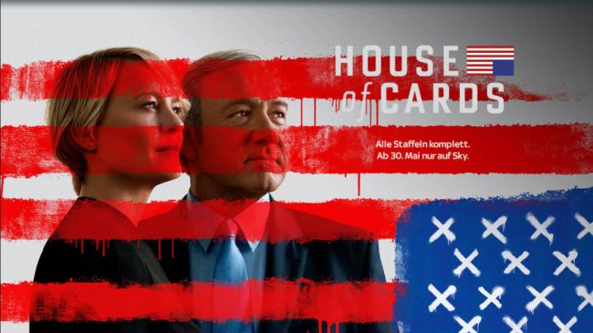 House of Cards 5. Staffel