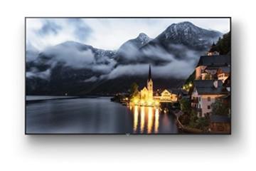 Sony KD-65XE9005 164 cm ( (65 Zoll Display),LCD-Fernseher,1000 Hz ) -