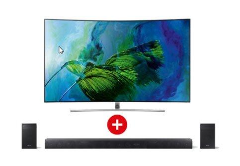 Samsung QLED TV Superdeals