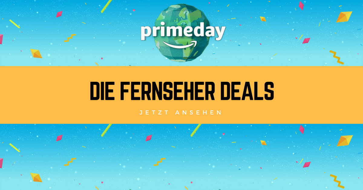 Amazon Prime Day Fernseher Deals