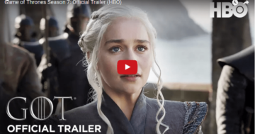 Game of Thrones 7 Staffel Trailer