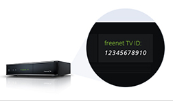 freenet tv id am receiver