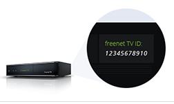 freenet tv id am receiver