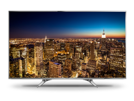 Panasoic-DXW654-Fernseher