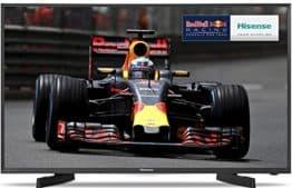 Hisense H49M2600 123 cm ( (49 Zoll Display),LCD-Fernseher,200 Hz ) -