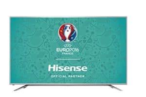 Hisense H65M5500 163 cm ( (65 Zoll Display),LCD-Fernseher,1000 Hz ) -