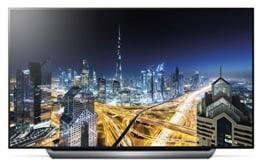 der beste 55 Zoll Fernseher - LG OLED 55C8