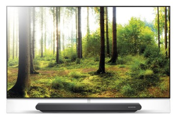 LG OLED G8 - LG OLED Fernseher aus 2018