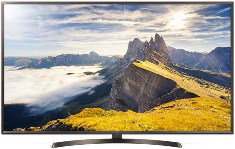 LG UK6400 - Fernseher mit Smart TV aus 2018