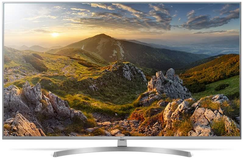 LG UK7550 - LG Fernseher mit UHD 4K Auflösung aus 2018