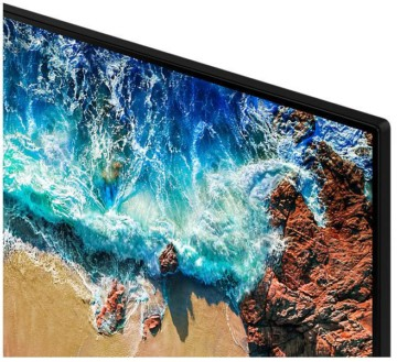 Samsung NU8009 - rahmen