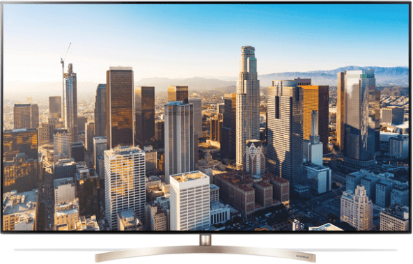 LG SK9500 - Topmodell der LG LCD Fernseher mit FALD Backlight