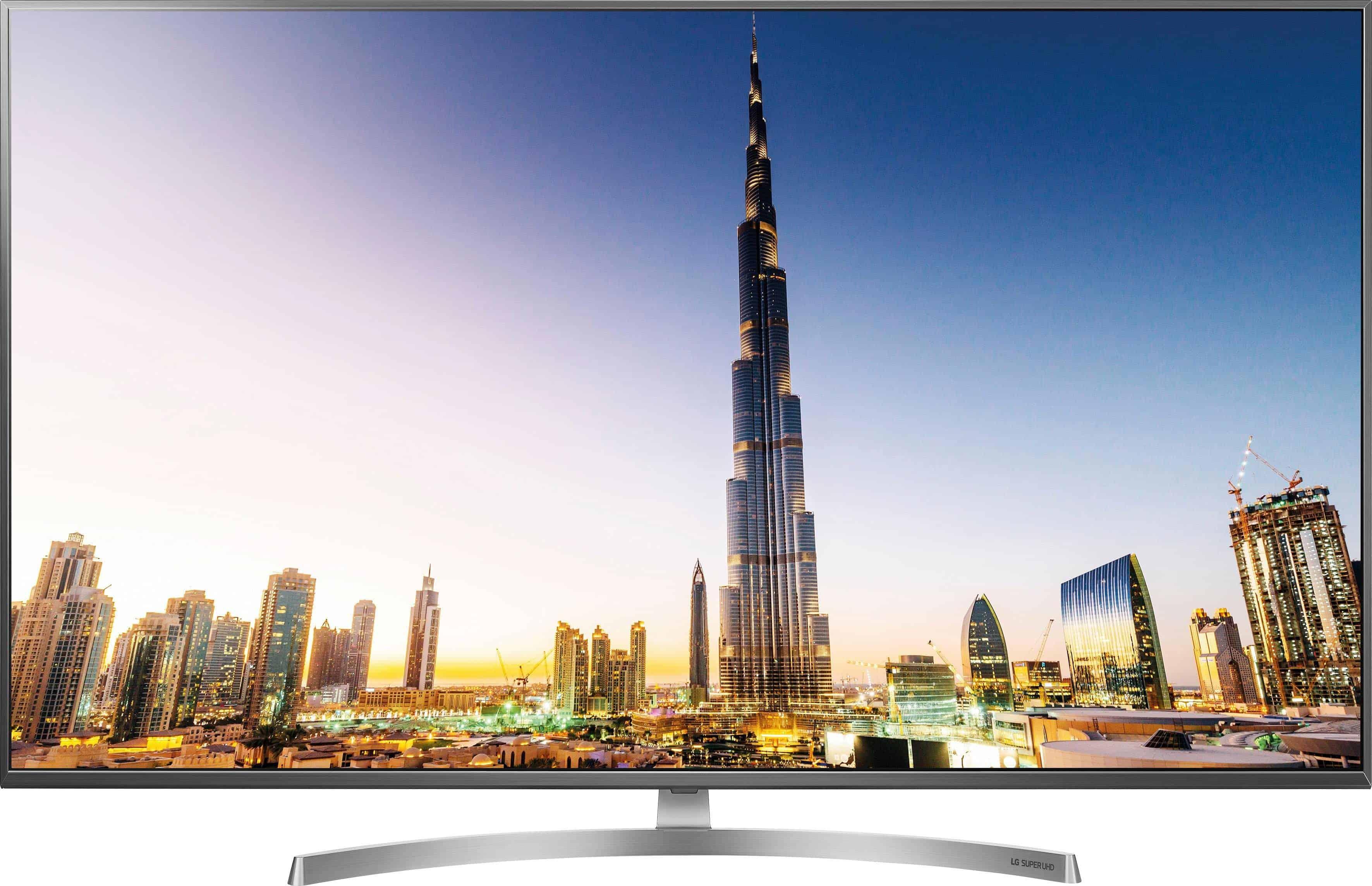 LG SK8100 - LG Fernseher mit 100 Hz Display und Dolby Vision