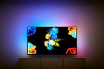 Philips 65OLED873/12 164cm (65 Zoll) OLED Fernseher - 6