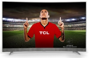 TCL Curved TV - P6096