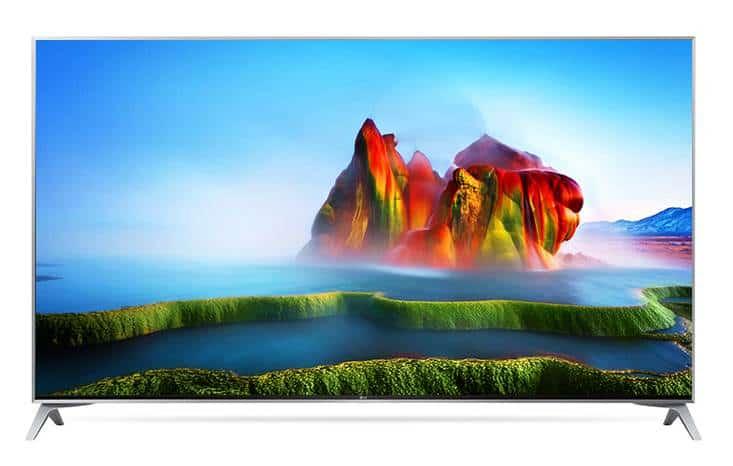 LG Fernseher 2017 - Der LG SJ800V