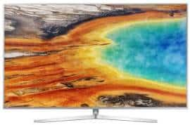 Samsung MU8009 - Fernseher aus 2017