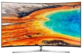 Samsung MU9009 - Fernseher aus 2017
