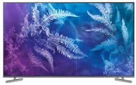 Samsung Q6F - Fernseher aus 2017