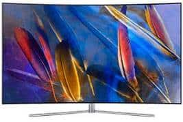 Samsung Q7C - Fernseher aus 2017