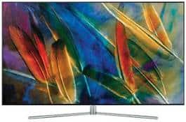 Samsung Q7F - Fernseher aus 2017