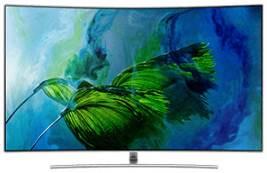 Samsung Q8C - Fernseher aus 2017