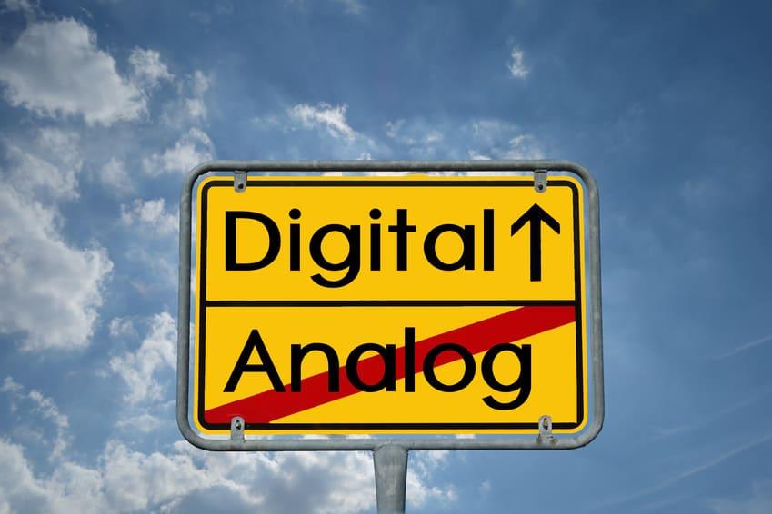 Analogabschaltung - Digitalfernsehen