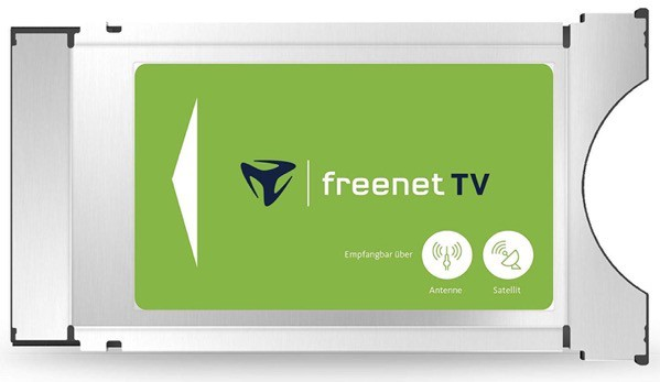Freenet tv ci modul