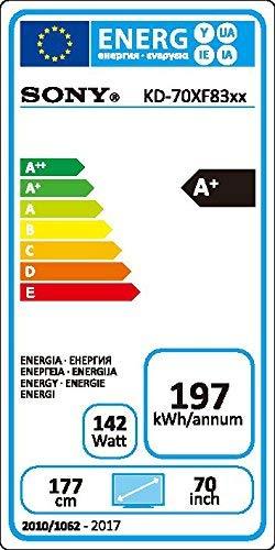 sony-kd-70xf8305-energielabel