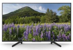 Sony Fernseher der XF7005 Serie