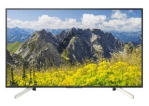 Sony Fernseher der XF7596 Serie