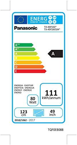 panasonic-tx-49fsw504s-energielabel