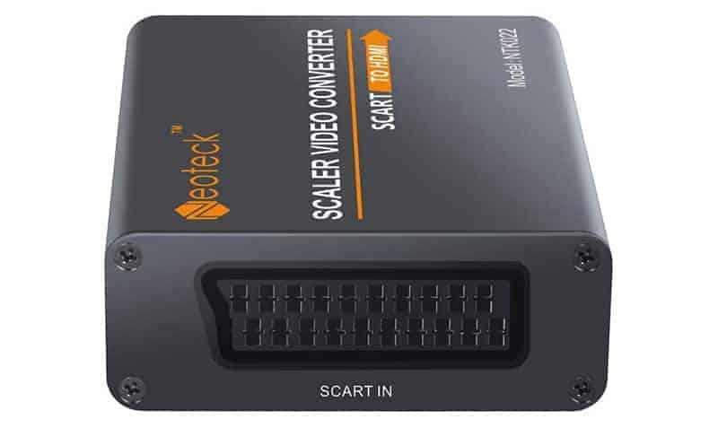 Scart auf HDMI Adapter