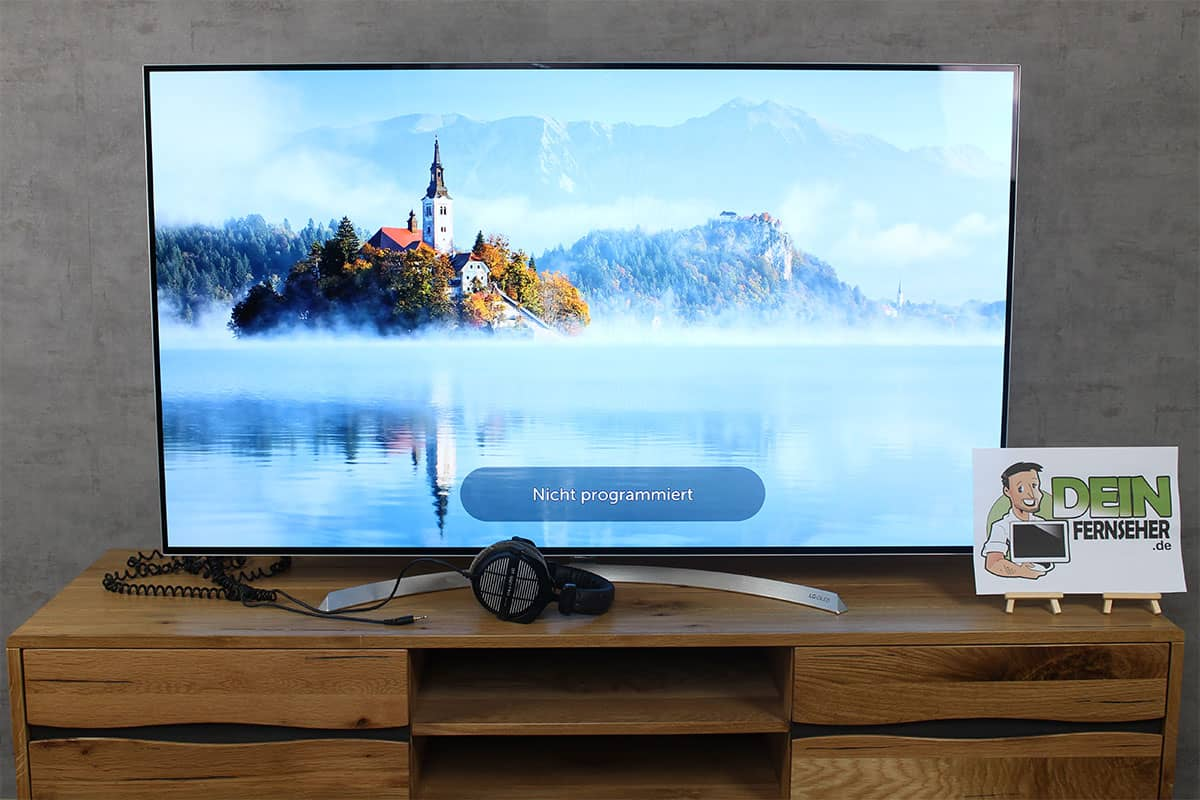 Fernseher mit Kopfhörer - So kannst du einen Kopfhörer auch ohne Kopfhöreranschluss anschließen