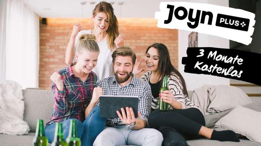 Joyn Plus kostenlos für 3 Monate testen