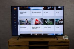 Samsung RU7379 - Smart TV Mediathek ZDF