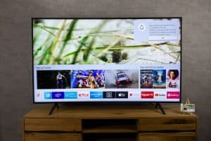 Samsung RU7379 - Smart TV Oberfläche